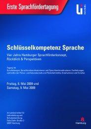Schlüsselkompetenz Sprache - FörMig - Universität Hamburg
