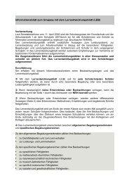 Richtlinien zur Verwendung von LEBL und AMB (PDF 21 KB)