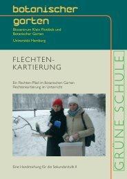 Flechtenkartierung - Eine Handreichung für die ... - Hamburg