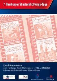 7. Hamburger Streitschlichtungs-Tage - Unfallkasse Nord