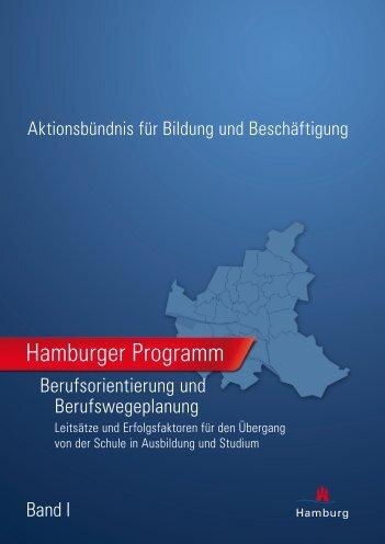 Hamburger Programm Berufsorientierung und Berufswegeplanung