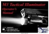 M3 Manual 12599 - OpticsPlanet.com