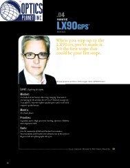 LX90GPS™ - OpticsPlanet.com