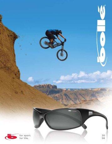 2006 Bolle Sunglasses Catalog - OpticsPlanet.com