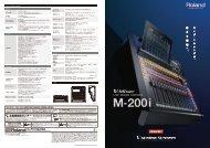 M-200i - Roland