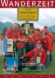 Energiewende Teutoburger Wald Erstmals in den Alpen TourNatur