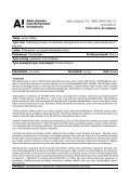 Sekoitusjyrsinnän soveltuminen alempiasteisen tieverkon pa ... - Page 2