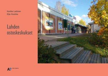 Lahden ostoskeskukset - Kirjasto
