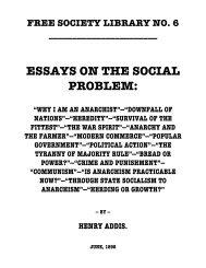 essaysonthesocialpro.. - The Libertarian Labyrinth