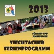 Ferienprogramm Viechtach 2013