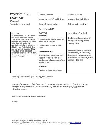 June Sucker Lesson Plan  The Utah Lake Commission