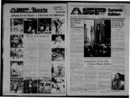 Albany Student Press 1982-06-01 - University at Albany Libraries