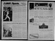 Albany Student Press 1980-03-25 - University at Albany Libraries