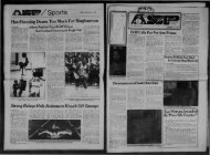 Albany Student Press 1979-12-11 - University at Albany Libraries