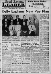 XiEAPER. Kelly Explains New Pay Plan - University at Albany ...