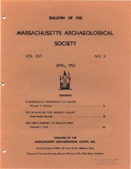 Hammersmith Chronology at Saugus, 16(3)
