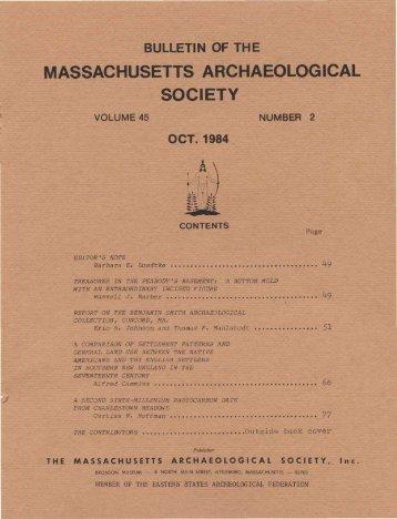 No. 2 – October 1984