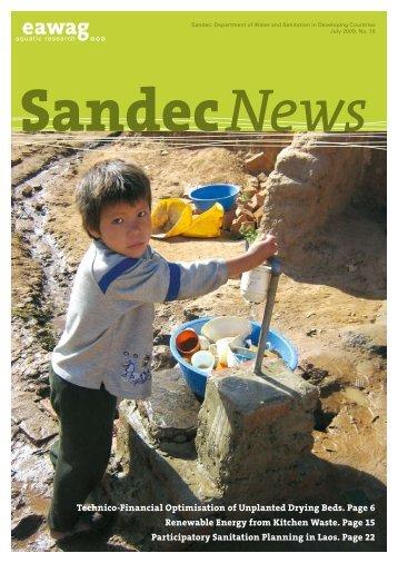 Sandec - Eawag