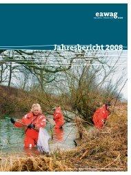 Jahresbericht Eawag 2008