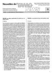 Eawag News 11 (1980) (English/français) - Eawag-Empa Library
