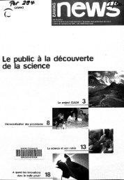 Eawag News 50 (2001) (français) - Eawag-Empa Library