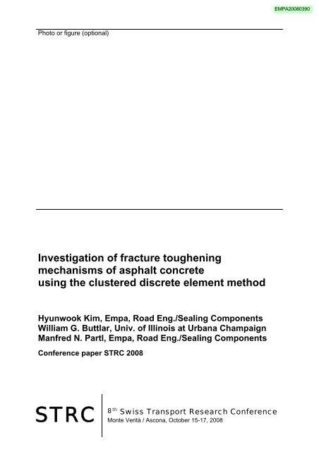 Investigation of fracture toughening mechanisms of asphalt concrete ...