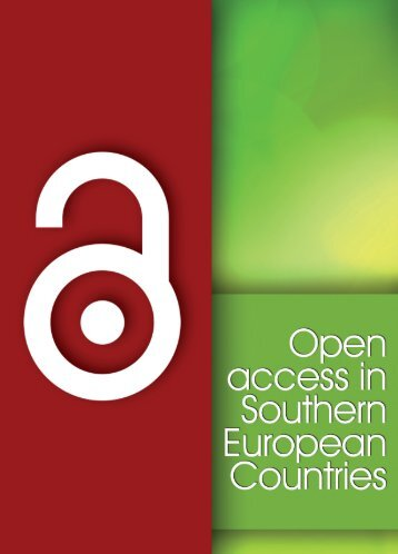 Open Access in Southern European Countries - Seminar for Open ...