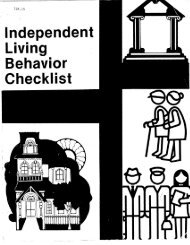 Checklist - NCRTM