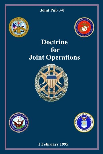 JP 3-0 Doctrine for Joint Operations - BITS