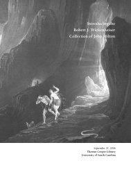 Introducing the Robert J. Wickenheiser Collection of John Milton