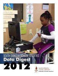data digest 2012 - South Dakota State Library