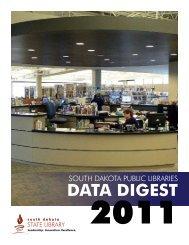 DATA DIGEST - South Dakota State Library