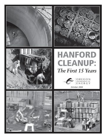 hanford cleanup - Oregon State Library: State Employee Information ...
