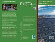 Solar Photovoltaic (PV) Installer - Oregon Labor Market Information ...