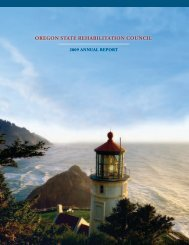 2009 - Oregon State Library: State Employee Information Center ...