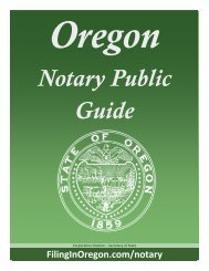 Oregon State Library: State Employee Information Center - State of ...