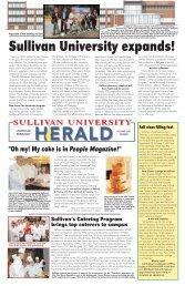 Summer 2007 - Sullivan University | Library