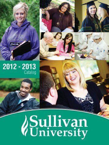 Entire Catalog - Sullivan University | Library