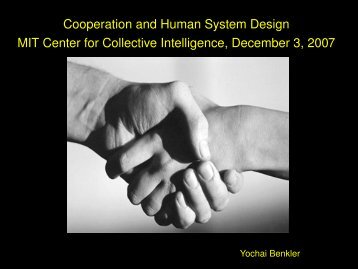 R - MIT Center for Collective Intelligence