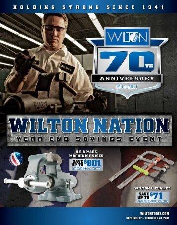 WILTON NATION - Wilton Tools