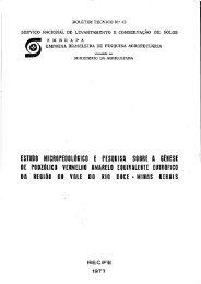 estudo micropedolögico e pesquisa sobre a genese de podzölico ...