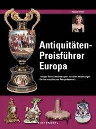 Antiquitäten- Preisführer Europa