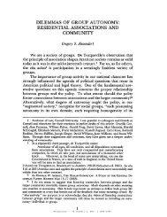 HeinOnline -- 75 Cornell L. Rev. 1 1989-1990 - Cornell Law Library