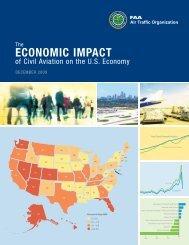 The Economic Impact of Civil Aviation on the U.S. Economy ... - FAA
