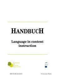 HANDBUCH - LICI Project