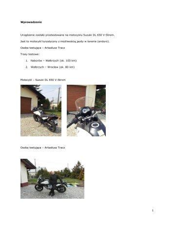 TomTom - przetestowany przez Klienta - Lidor.pl