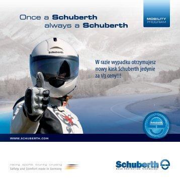 schuberth mobility program - Lidor.pl