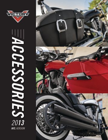cuSTOMIZE YOUR VICTORY - CM.Motorcycles