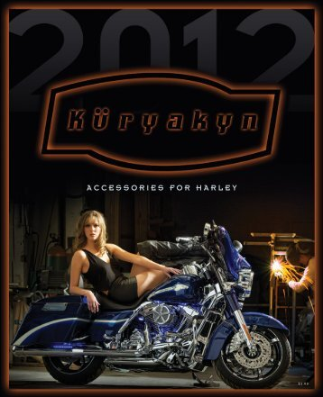 ACCESSORIES FOR HARLEY - Lidor.pl