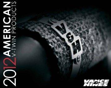 2012 - vance & hines